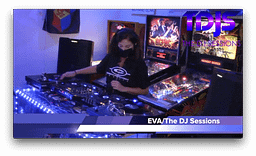 """EVA on The DJ Sessions and Waterland Arcade present """"Attack the Block"""" 12/15/20"""