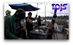 """Moss pt. 2on The DJ Sessions presents the """"Rooftop Sessions"""" at Eastlake Bar and Grill 9/21/19"""