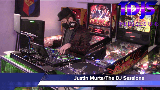 "Justin Murta on The DJ Sessions and Waterland Arcade present ""Attack the Block"" 12/22/20"