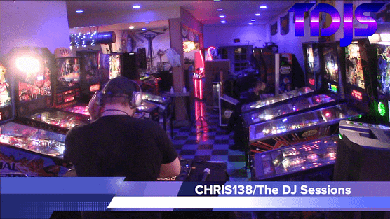 CHRIS138 on The DJ Sessions presents Attack the Block at the Waterland Arcade 1/26/21