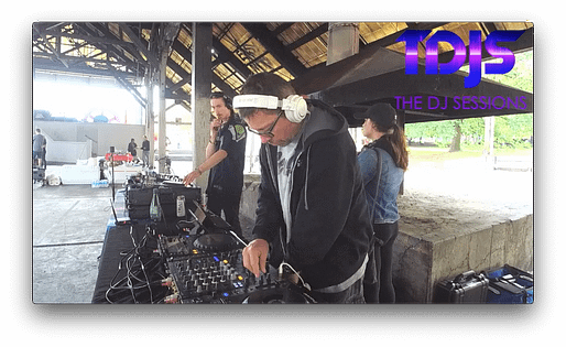 "DJ Timid pt. 2 on The DJ Sessions presents the ""Silent Disco Sunday's"" at Gas Works Park 9/8/19"