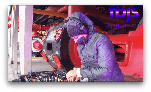EVA Pt. 1 on The DJ Sessions presents the Silent Concert Saturdays 11/15/20