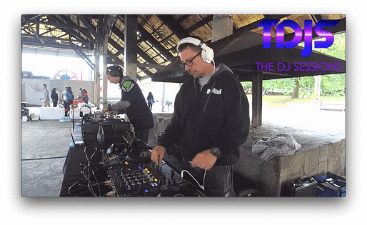 "DJ Timid pt. 1 on The DJ Sessions presents the ""Silent Disco Sunday's"" at Gas Works Park 9/8/19"