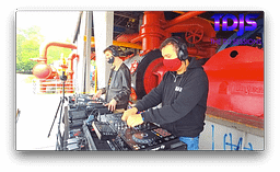 Serjey Andre Kul Pt. 1 on The DJ Sessions presents Silent Disco Saturdays in Seattle 10/03/20