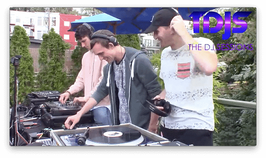 """Night Audit,Potz n 'Panz, andNightwatchon The DJ Sessions presents the """"Rooftop Sessions"""" at Eastlake Bar and Grill 9/21/19"""