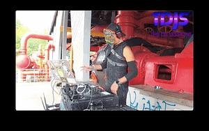 DJ Transcend on The DJ Sessions Silent Disco