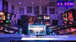 Serjey Andre Kul on The DJ Sessions presents Attack the Block at the Waterland Arcade 2/02/21
