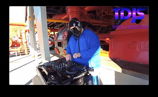 machine_logic on The DJ Sessions presents Silent Disco Sundays 11/01/20