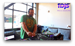"""DJ Tgro on The DJ Sessions """"Rooftop Sessions"""" at the AVA Capitol Hill in Seattle, WA 3/23/19"""