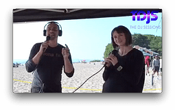 LUZI TUDOR interviewed on The DJ Sessions Silent Disco Saturday's 9/5/20