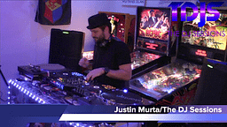 """Justin Murta on The DJ Sessions and Waterland Arcade present """"Attack the Block"""" 12/15/20"""