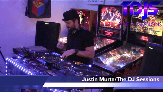 "Justin Murta on The DJ Sessions and Waterland Arcade present ""Attack the Block"" 12/15/20"