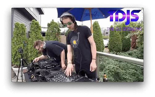 """DA33L€ pt. 2 on The DJ Sessions presents the """"Rooftop Sessions"""" at Eastlake Bar and Grill 8/17/19"""